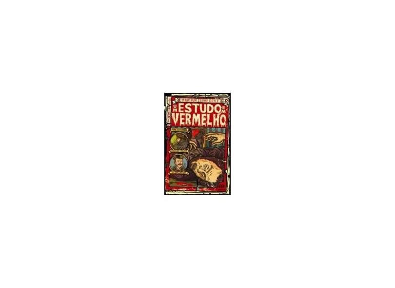Um Estudo Em Vermelho - Col. Eu Leio - 8ª Ed. 2012 - Doyle, Arthur Conan - 9788508161928