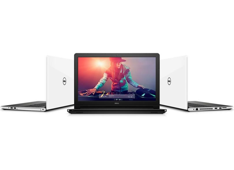 """Notebook Dell Inspiron 5000 Intel Core i3 6006U 4 GB de RAM 1024 GB 15.6 """" Linux i15-5566"""