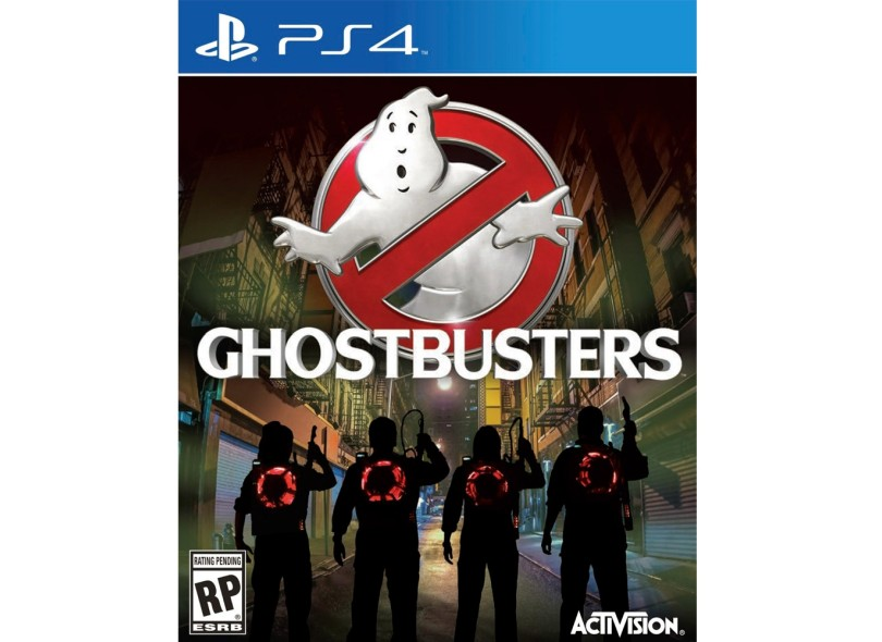 Jogo Ghostbusters PS4 Activision