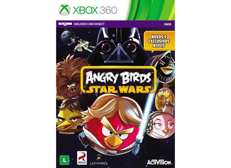 Jogo Angry Birds: Star Wars Xbox 360 Activision