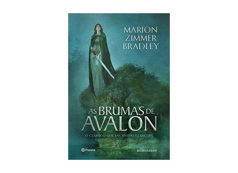 As Brumas De Avalon - Marion, Zimmer Bradley - 9788542213416