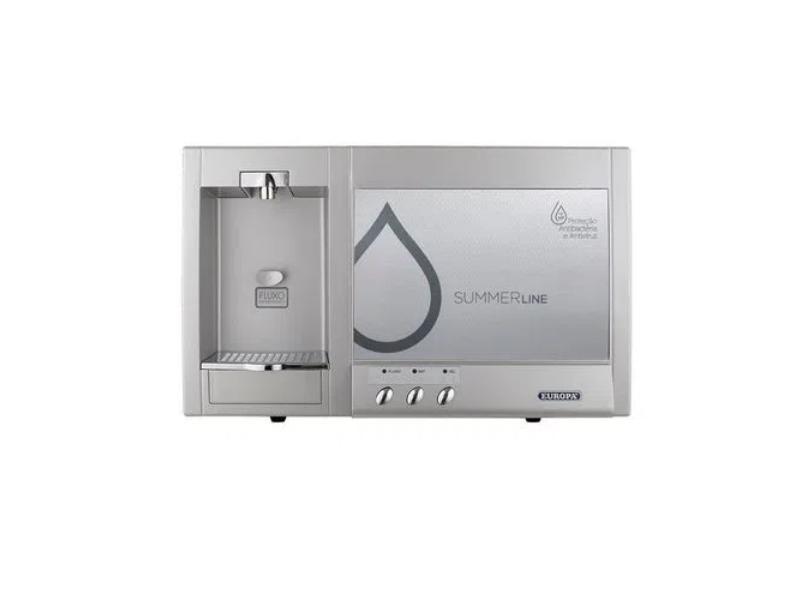 Purificador de Água , Fria e Gelada Europa Summer Line UVLS HF