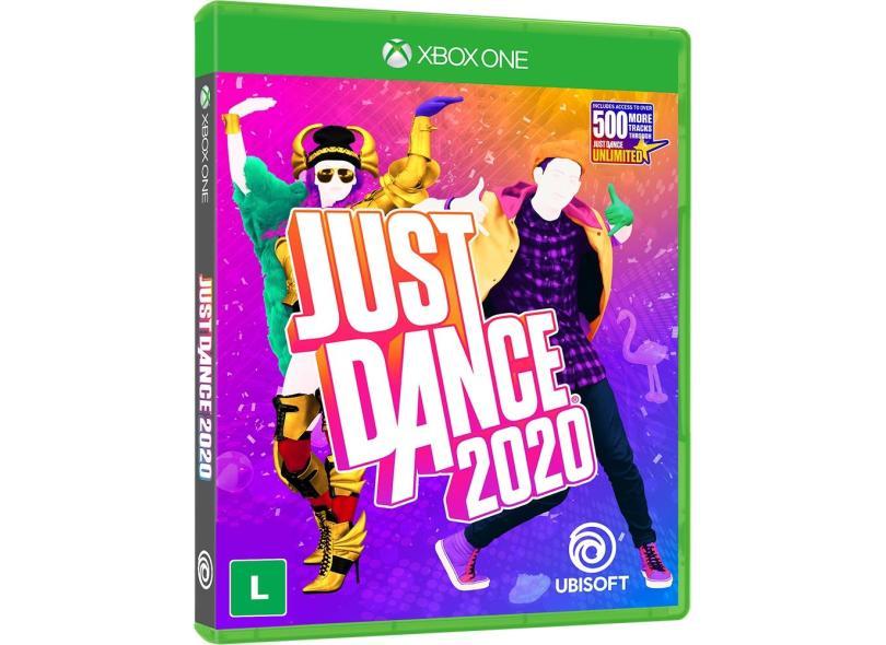Jogo Just Dance 2020 Xbox One Ubisoft