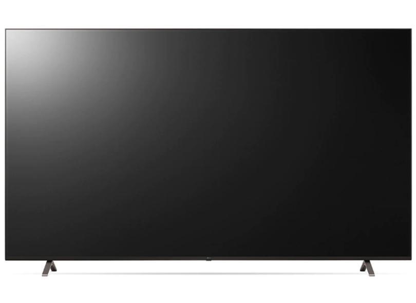 """Smart TV TV LED 75 """" LG ThinQ AI 4K HDR 75UP8050PSB 4 HDMI"""