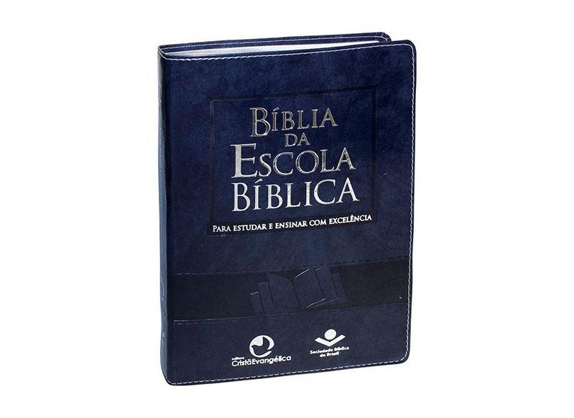 Bíblia da Escola Bíblica - Vários Autores - 9788531116049