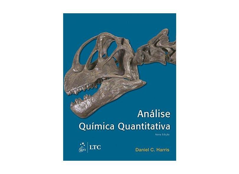 Análise Química Quantitativa - Daniel C. Harris - 9788521634386