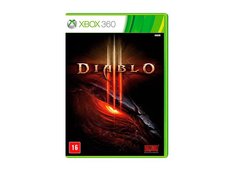 Jogo Diablo III Xbox 360 Blizzard