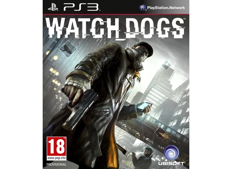 Jogo Watch Dogs PlayStation 3 Ubisoft