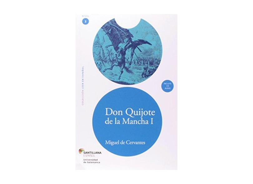 Don Quijote De La Mancha I - Miguel De Cervantes - 9788516091347