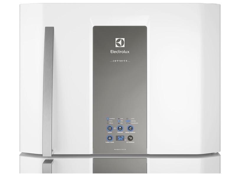 Geladeira Electrolux Infinity Frost Free Duplex 553 Litros DF82