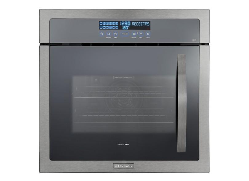 Forno de Embutir a Gás Electrolux Home Pro 80 l Inox OE9ST