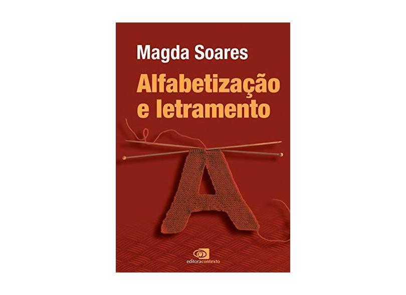 Alfabetização e Letramento - Magda Soares - 9788572449854