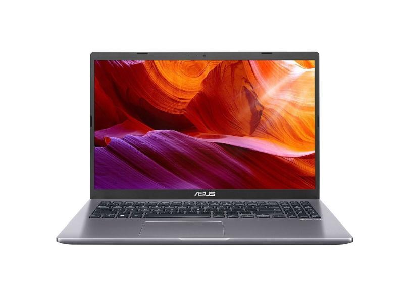 """Notebook Asus Intel Core i5 1035G1 10ª Geração 8 GB de RAM 1024 GB 15.6 """" Windows 10 X509JA-BR423T"""