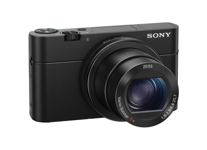 Câmera Digital Sony Cyber-Shot 20.1 MP 4K DSC-RX100 IV