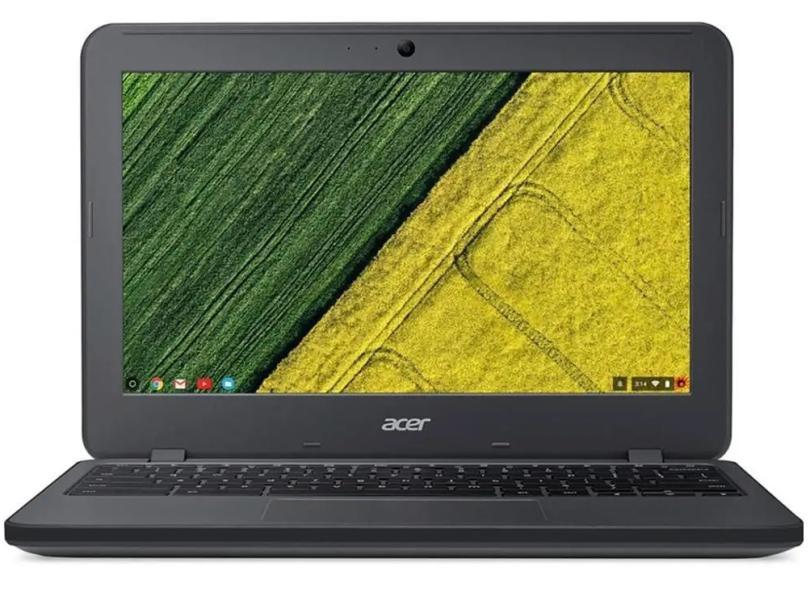 "Notebook Acer Chromebook N7 Intel Celeron N3060 4 GB de RAM 32.0 GB 11.6 "" Touchscreen Chrome OS C731T-C2GT"