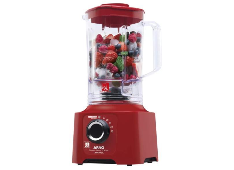 Liquidificador Arno Power Max  LN5515B1 3.1 l 5 Velocidades 700 W