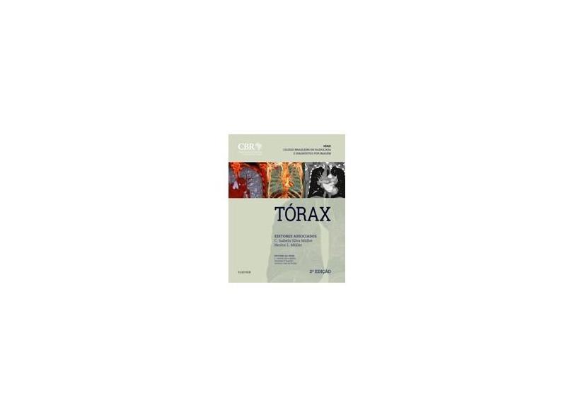 Tórax - Vários Autores - 9788535283105