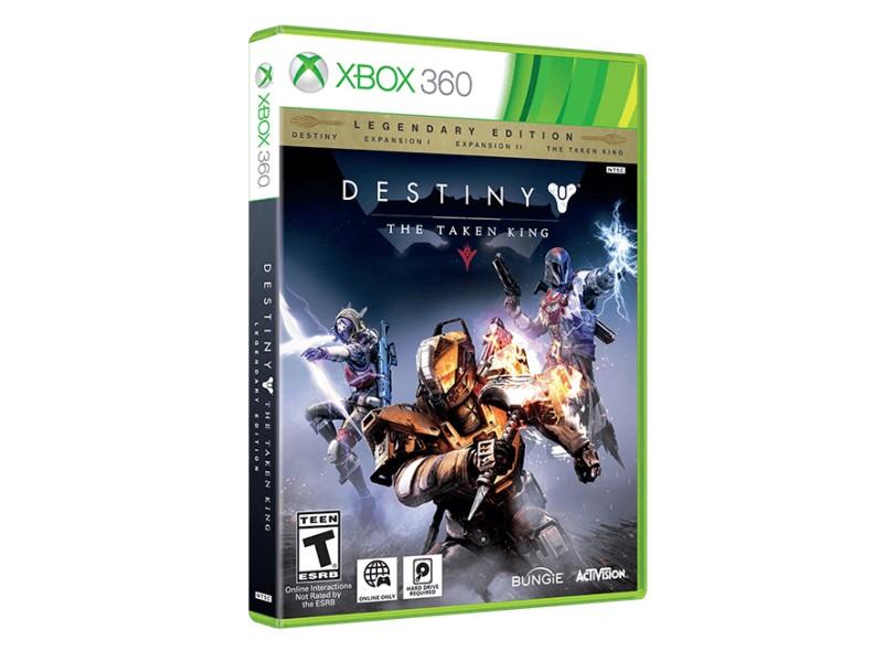 Jogo Destiny The Taken King Xbox 360 Activision
