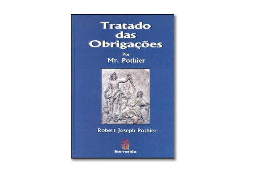 Tratado das Obrigacoes - Pothier,robert Joseph - 9788587484079