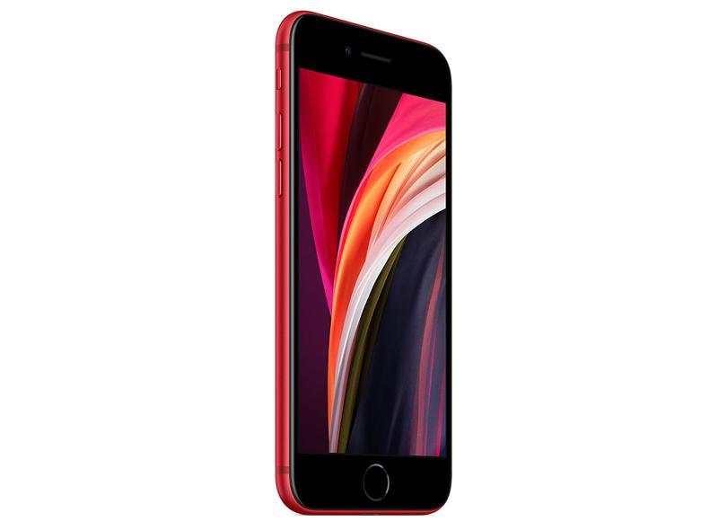 Smartphone Apple iPhone SE 2 Vermelho 64GB 12.0 MP iOS 13