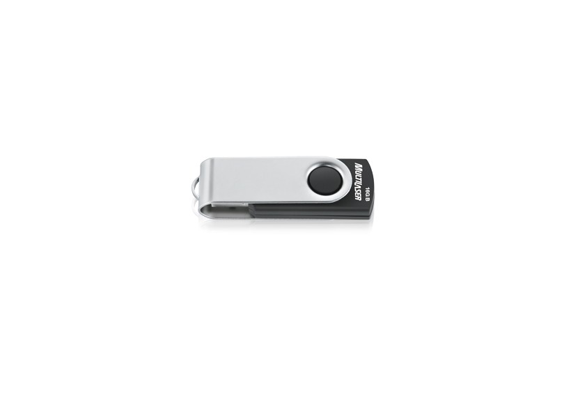 Pen Drive Multilaser Twist 16GB USB 2.0 PD588