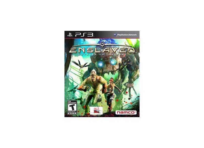 Jogo Enslaved: Odyssey to the West Bandai Namco PS3