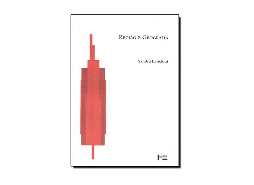 Região e Geografia - Coleção Acadêmica - Capa Comum - 9788531405150