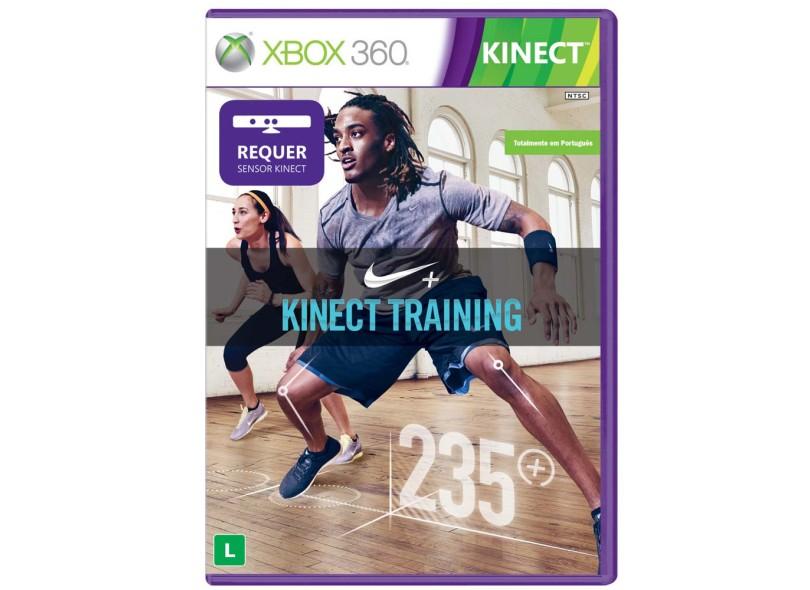 Jogo Nike + Kinect Training Microsoft Xbox 360