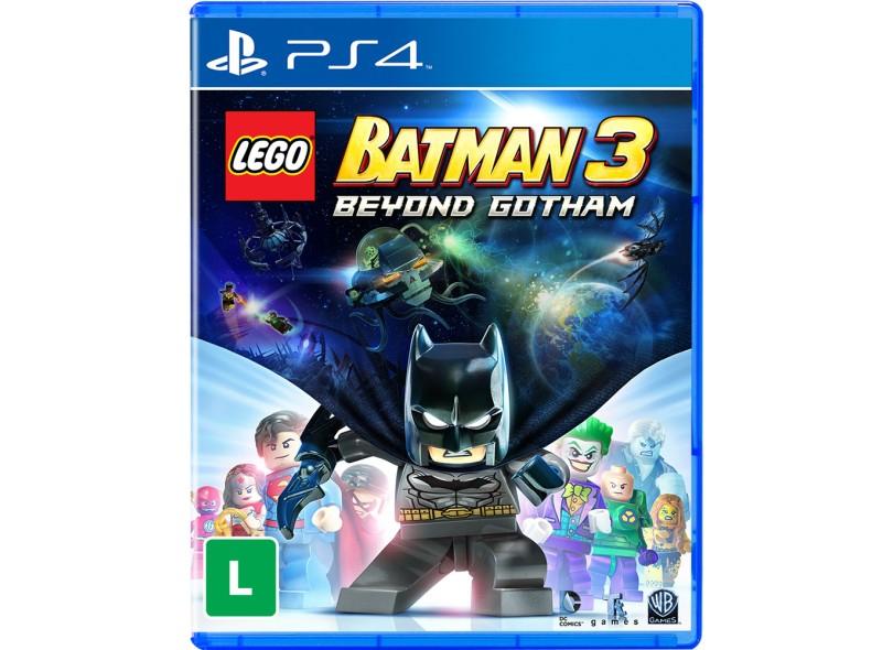 Jogo Lego Batman 3: Beyond Gotham PS4 Warner Bros