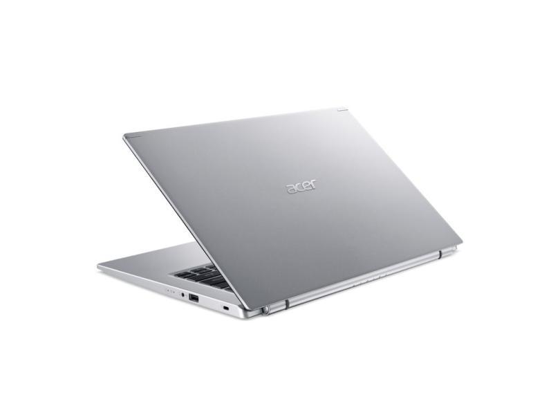 """Notebook Acer Aspire 5 Intel Core i3 1005G1 10ª Geração 4.0 GB de RAM 128.0 GB 14.0 """" Windows 10 A514-53-32LB"""