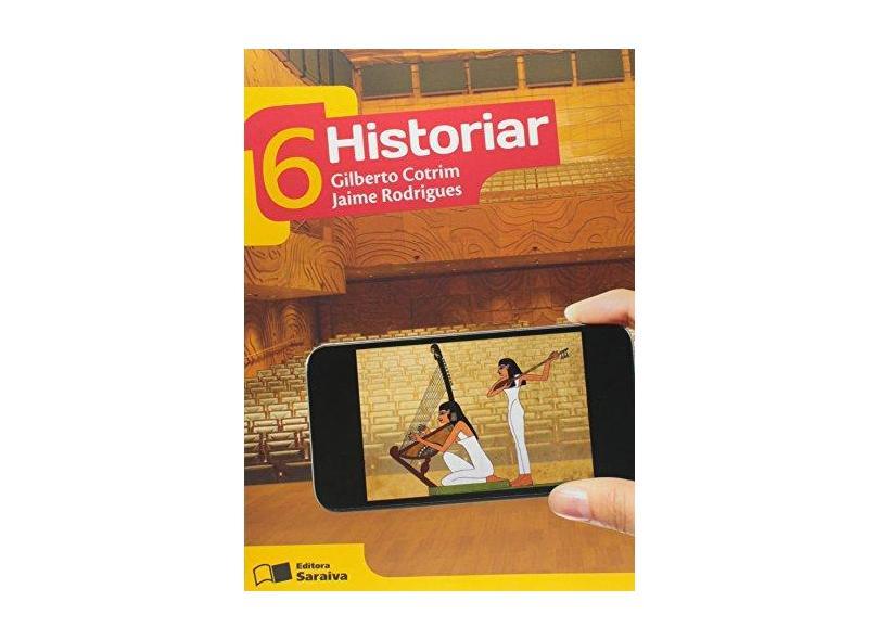 Históriar 6º Ano - Gilberto Cotrim - 9788502631755