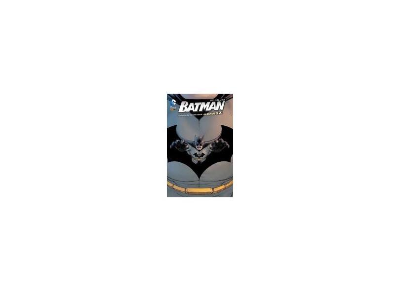 Batman Corporação 2 - Capa Dura - 9788583680932