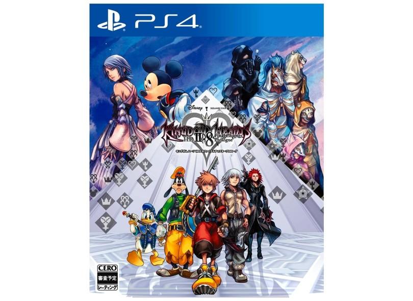 Jogo Kingdom Hearts HD 2.8 Final Chapter Prologue PS4 Square Enix