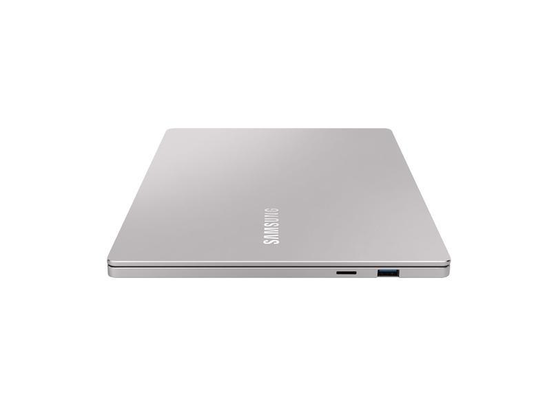 """Notebook Samsung Style S51 Intel Core i3 8145U 8ª Geração 4 GB de RAM 256.0 GB 13.3 """" Full Windows 10 NP730XBE"""