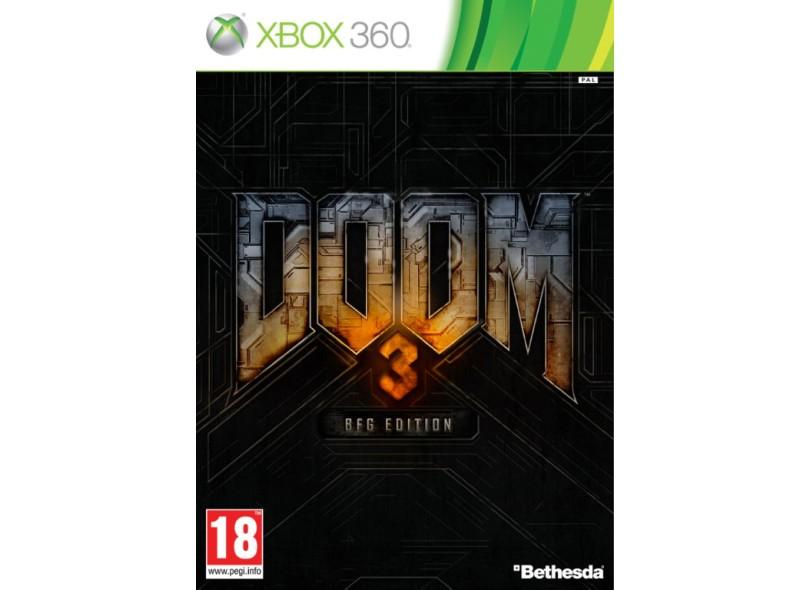 Jogo Doom 3: BFG Edition Bethesda Xbox 360