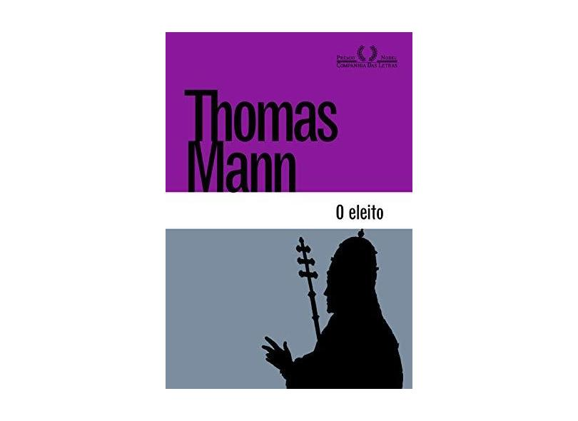 O Eleito - Mann,thomas - 9788535931709