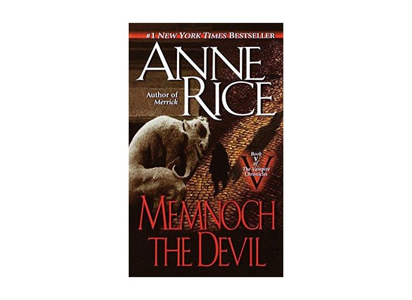 Memnoch the Devil - Anne Rice - 9780345409676