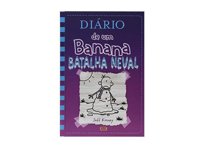 Diário De Um Banana 13 - Batalha Neval - Kinney, Jeff - 9788550702476