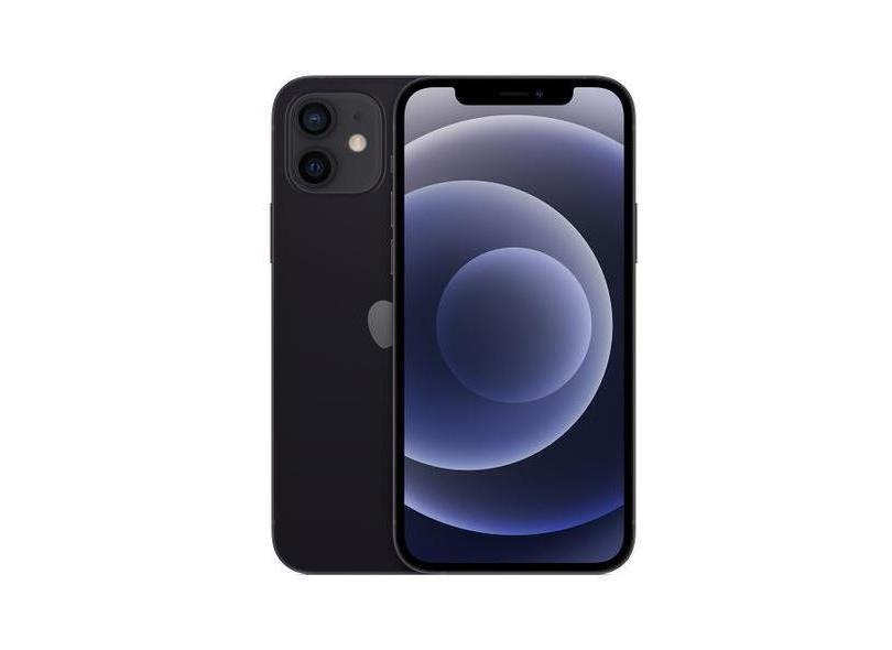 Smartphone Apple iPhone 12 128GB Câmera Dupla Apple A14 Bionic iOS 14