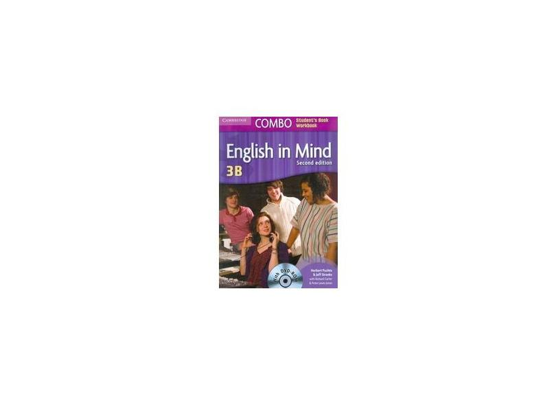 English In Mind 3B - Combo Student's Book + Workbook 2nd Ed. - Herbert Puchta - 9780521279796