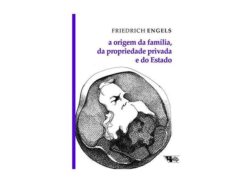 A Origem da Família, da Propriedade Privada e do Estado. Em Conexão com as Pesquisas de Lewis H. Morgan - Friedrich Engels - 9788575596821