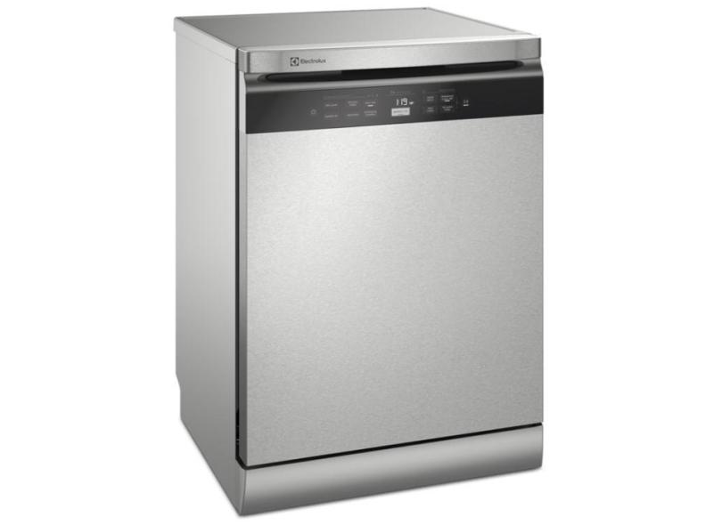 Lava-louças 14 Serviços Electrolux LL14X Inox