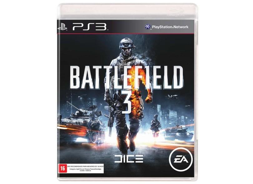 Jogo Battlefield 3 EA PS3