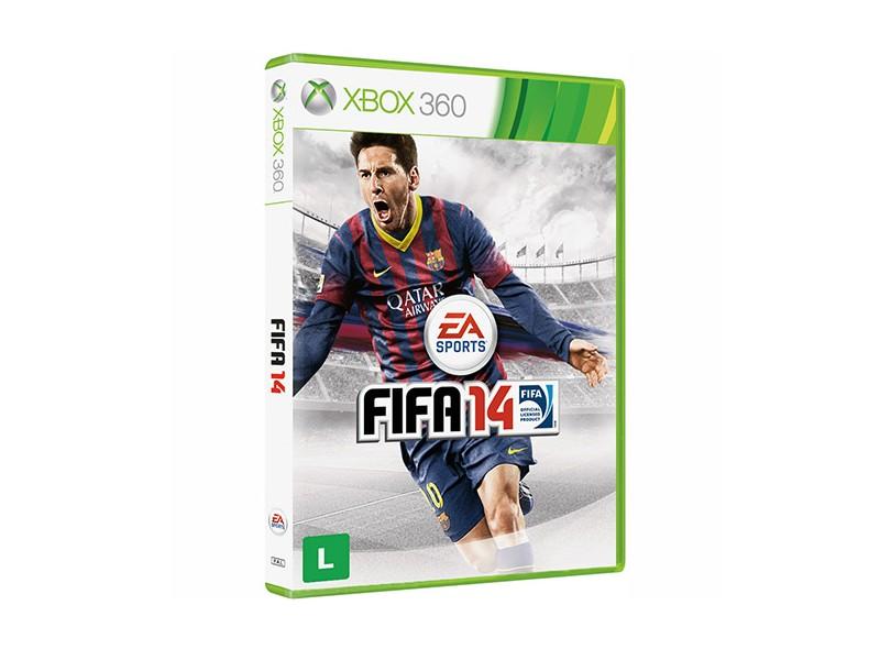 Jogo Fifa 14 Xbox 360 EA