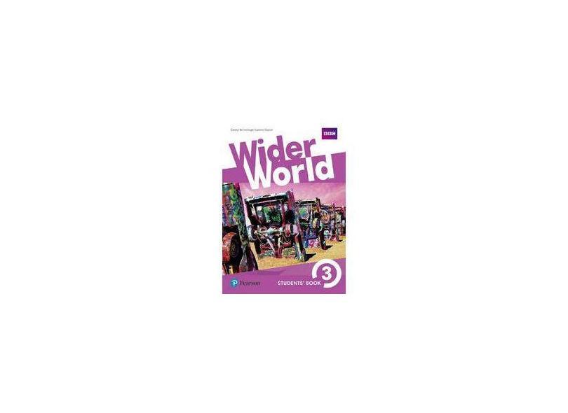 Wider World 3 Students' Book - Barraclough,carolyn - 9781292106946