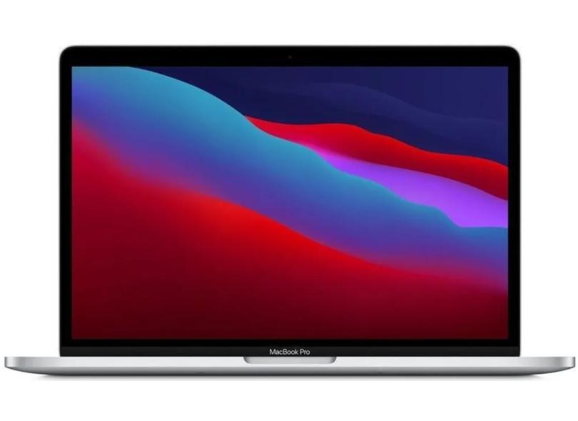 "Macbook Apple Macbook Pro Apple M1 8GB de RAM SSD 256 GB Tela de Retina 13"" Mac OS"