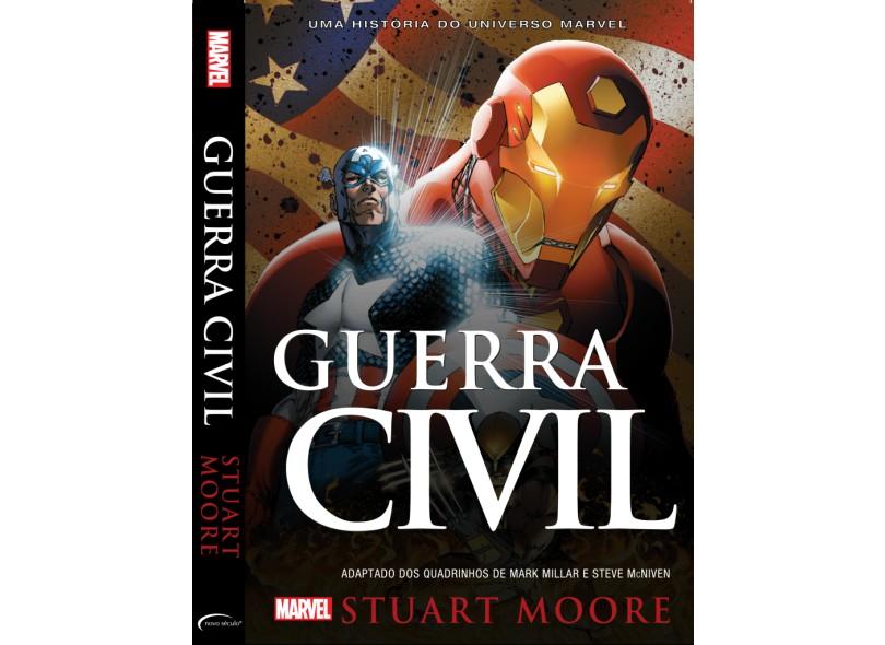 Guerra Civil - Moore, Stuart - 9788542804126