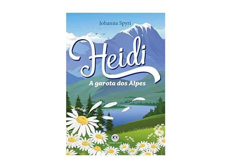 Heidi - Hodgson Burnett Frances - 9788538088189