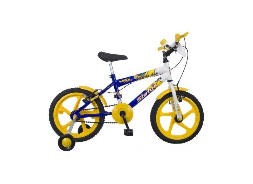 Bicicleta Status Bike Aro 16 Max Force