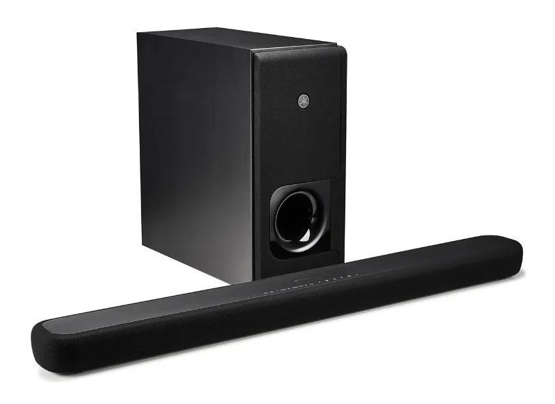 Home Theater Soundbar Yamaha 3D 200 W 2.0 Canais 1 HDMI YAS-209